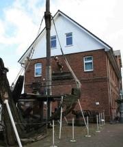 Sehenswertes - Wrackmuseum Cuxhaven